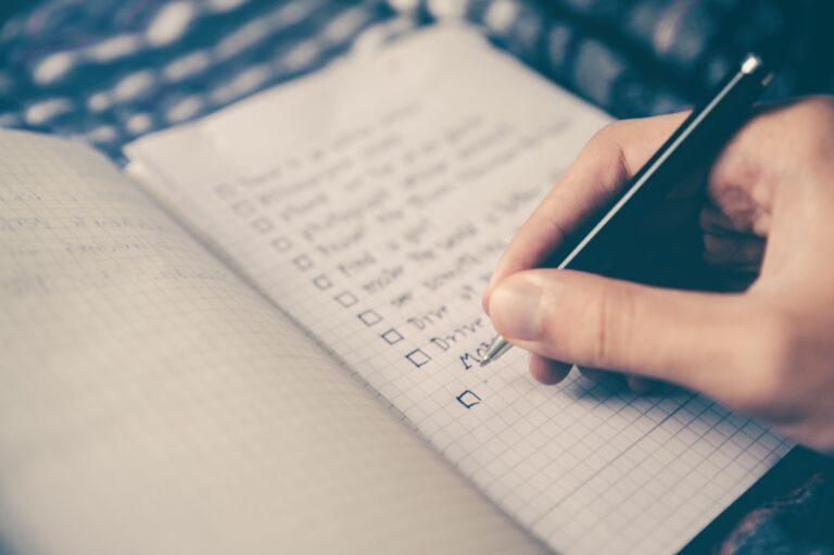 Tjekliste inden du skriver under på din lejekontrakt